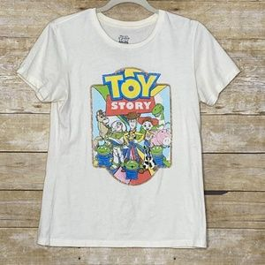 DISNEY TOY STORY SHORT SLEEVE TEE SIZE LARGE